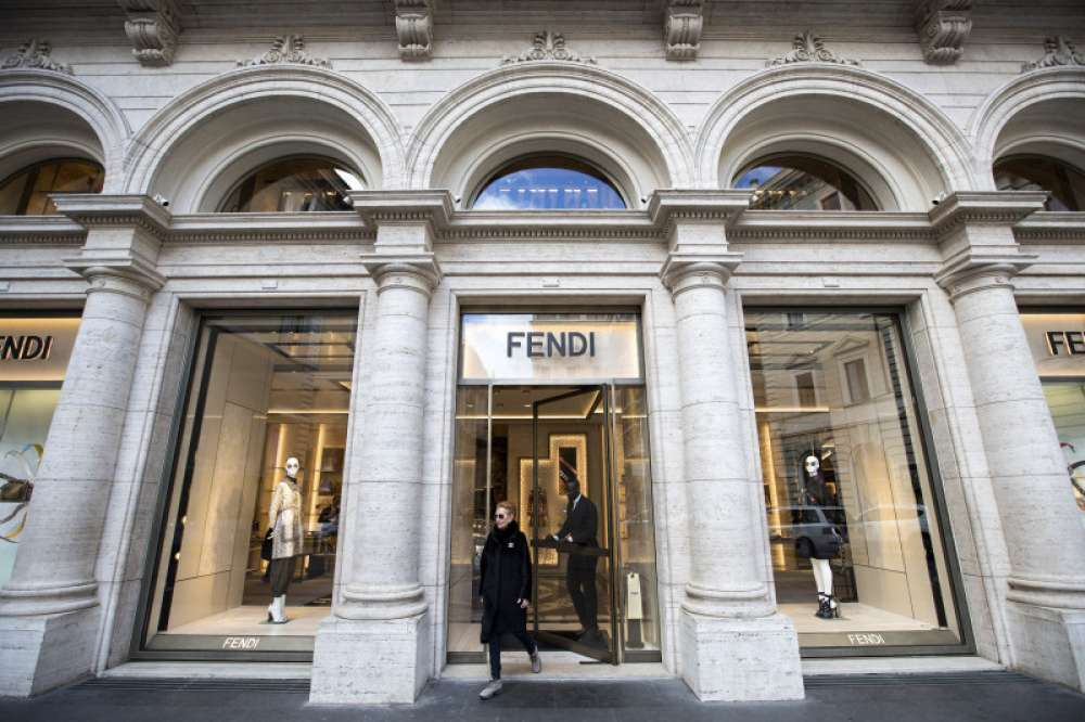 FENDI PRIVATE SUITES 5* Luxe в РИМЕ